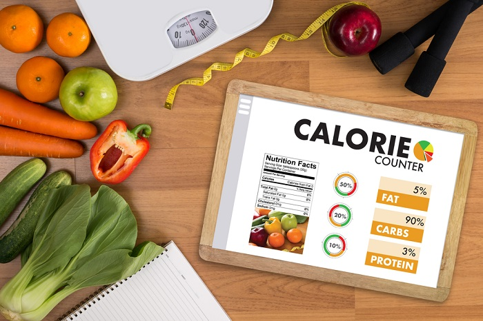 You really should calculate something, not calories.